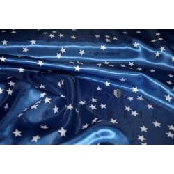 "Raso fantasia ""Cielo stellato"""